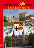 Übersichtskarte Saalekreis